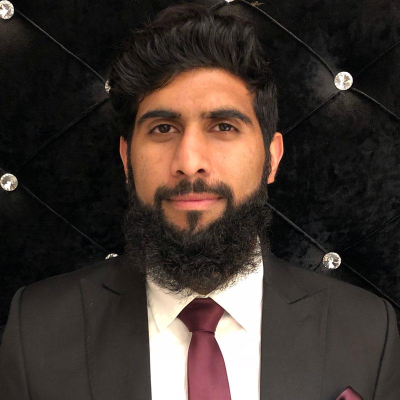 Mustafa Khan, Wood Gold Lawyer